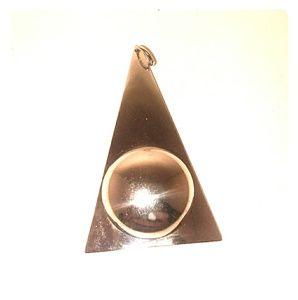 Jewelry - Retro Geometric necklace pendant